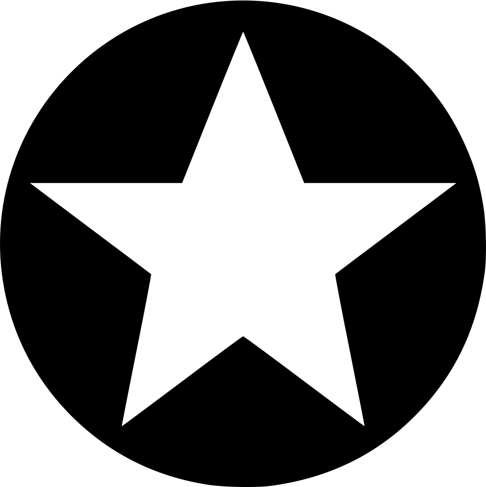 white star icon png
