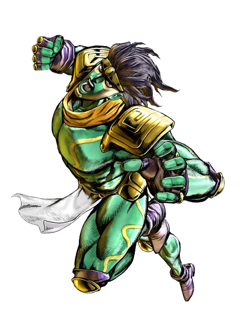 Star platinum png. Image character profile wikia