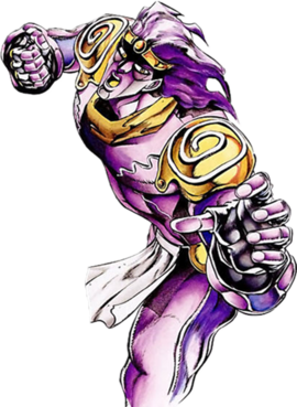 Jojo drawing caesar. Star platinum s bizarre