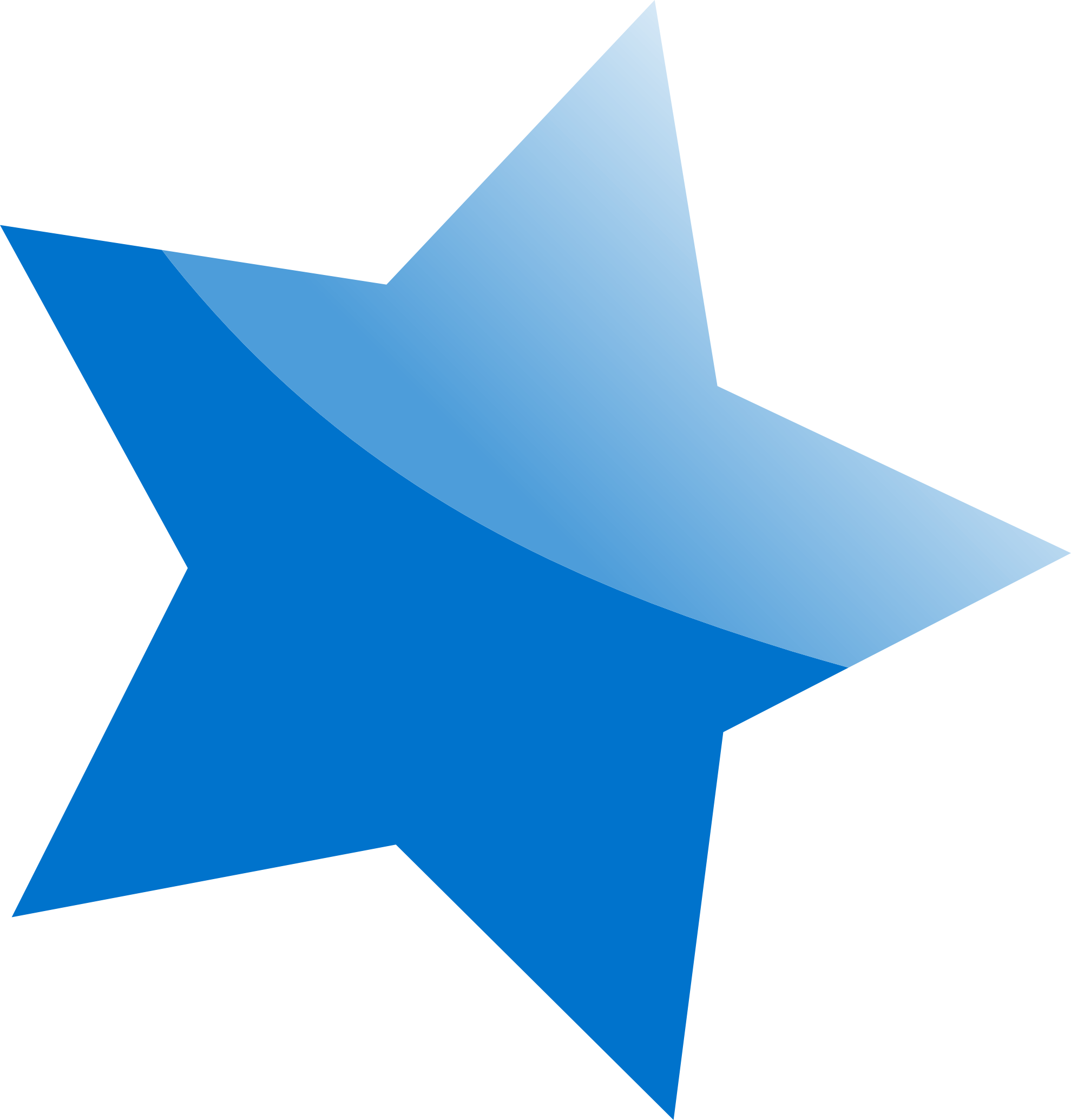 Star png transparent background. Blue image free download