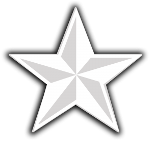 Star png white. Download