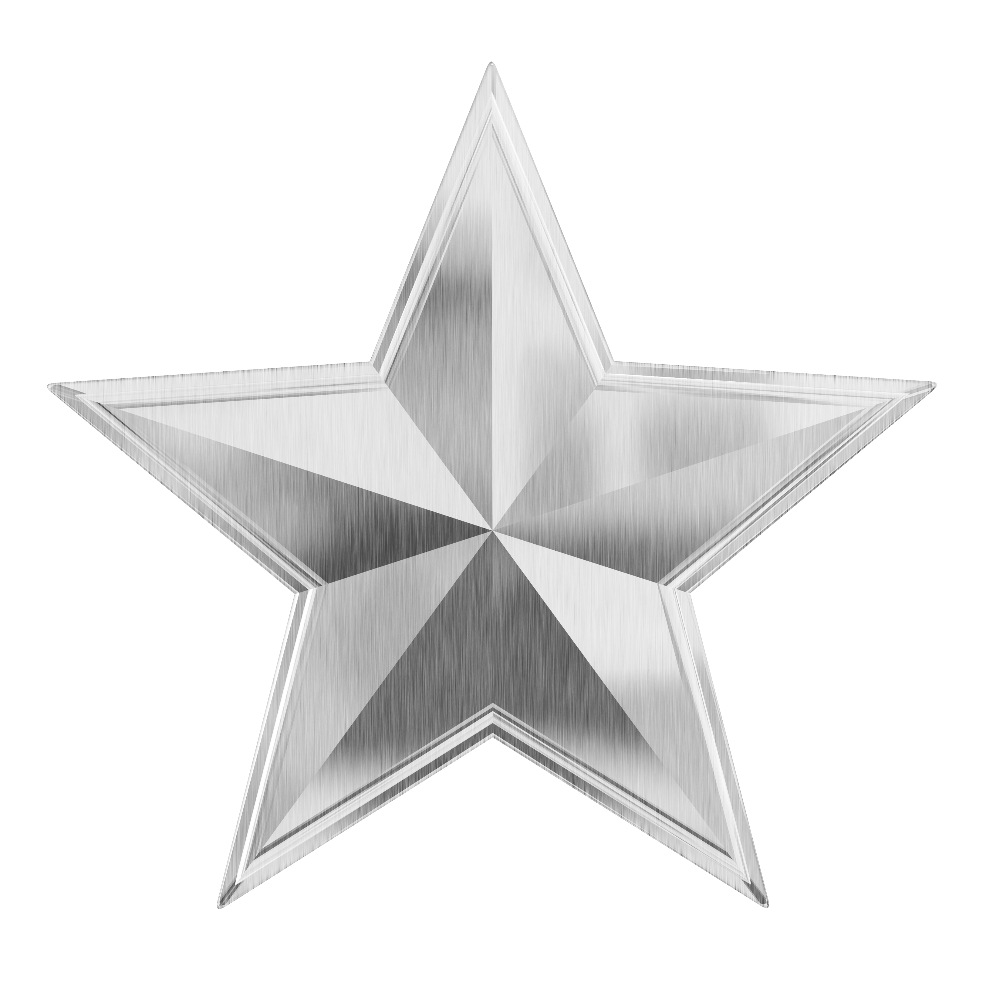 Star png white. Images pngpix silver transparent