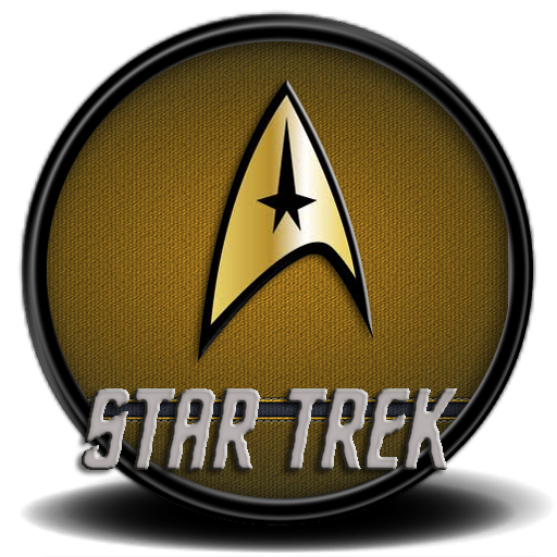 Star trek png icons. Badge icon by wallybescotty
