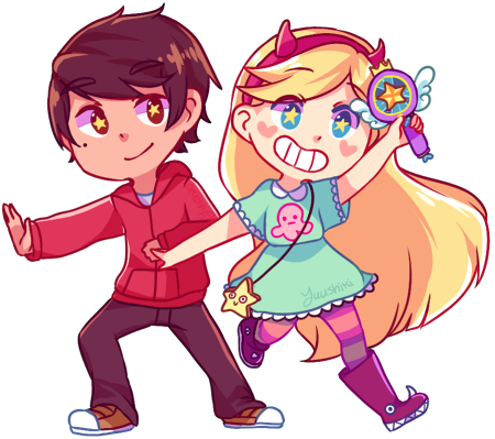 Star vs the forces of evil star png. By yuushiki on deviantart