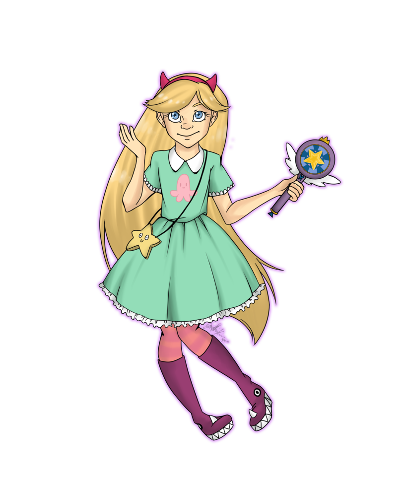 Star vs the forces of evil star png. By josiethesniper on deviantart