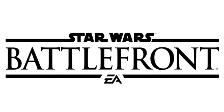 Star wars battlefront logo png. Transparent with the new