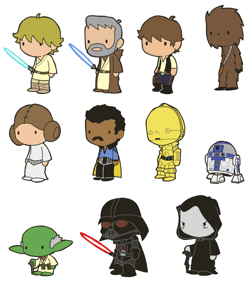 Star wars cartoon png. Lil by toadcroaker on
