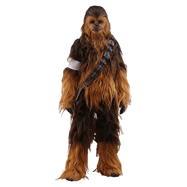 Star wars chewbacca png. Scale hot toys figure