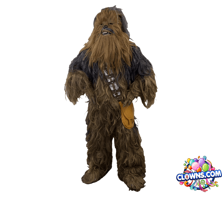 Star wars chewbacca png. Character for hire new