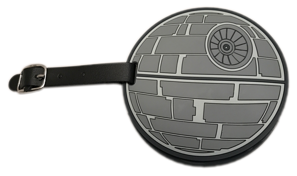 Star wars death star png. Bag luggage tag funko