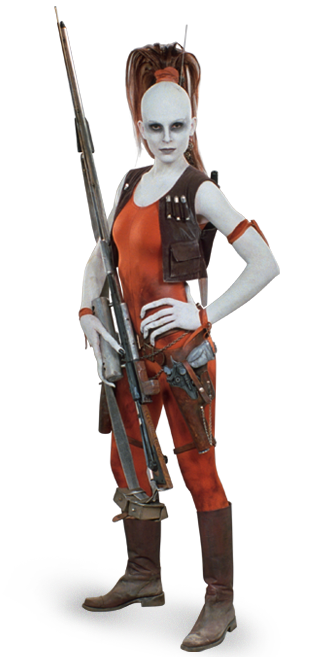 Star wars female noble cannon png. Images of aurra sing