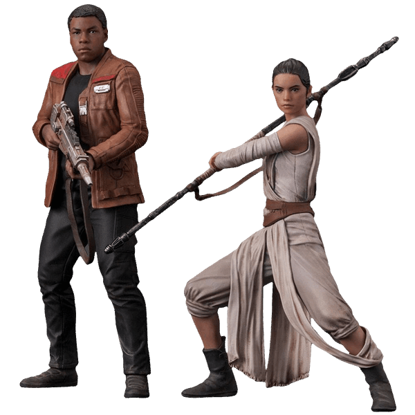 Star wars rey png pack. Episode vii and finn