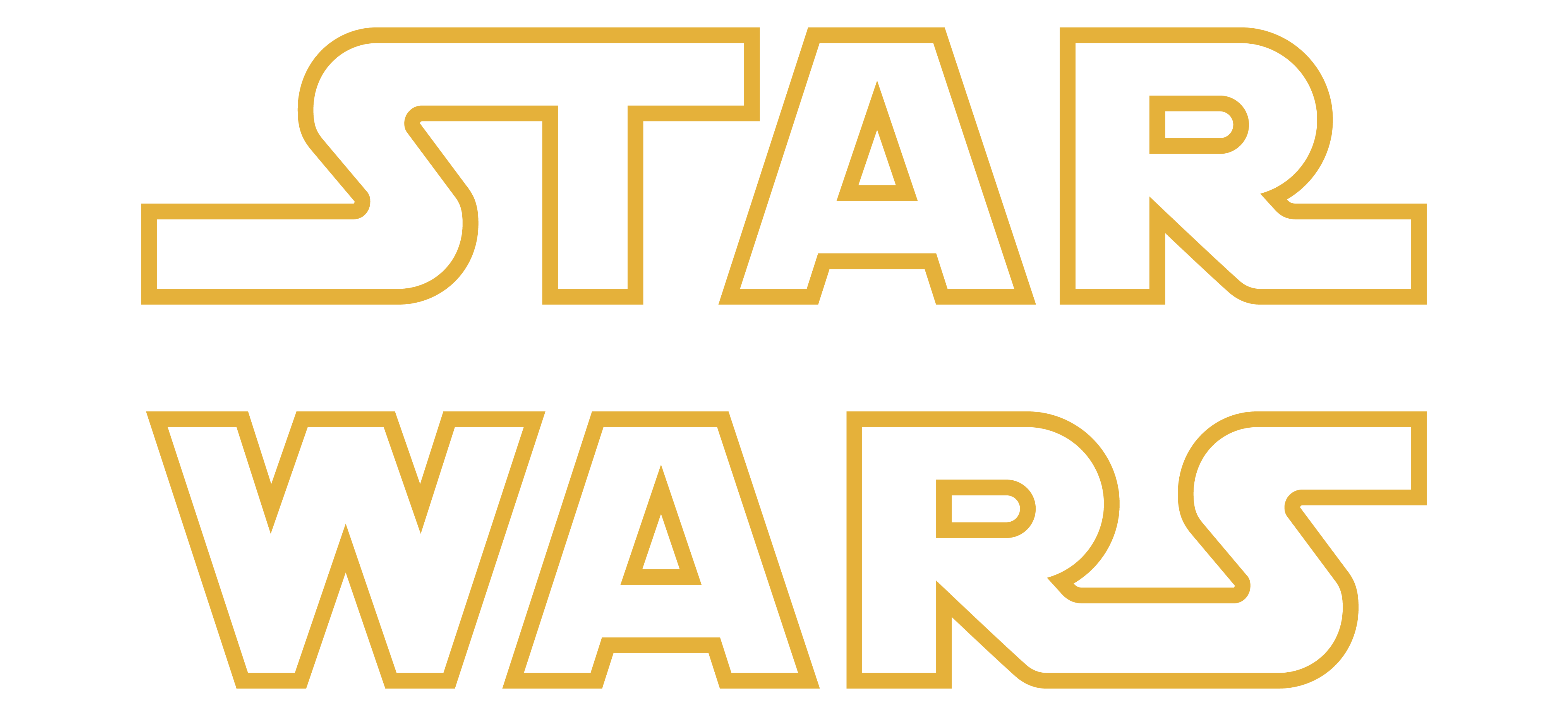 Star wars the force awakens png. Image transparent logo disney
