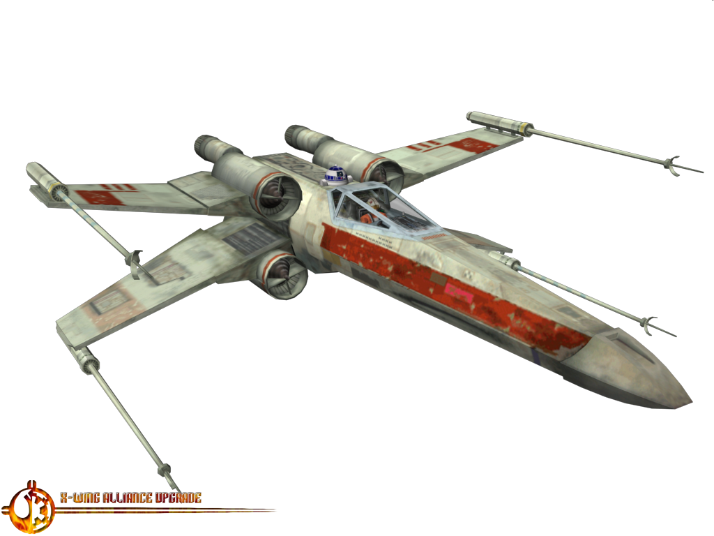 X wing fighter png. Alliance hacker file mod