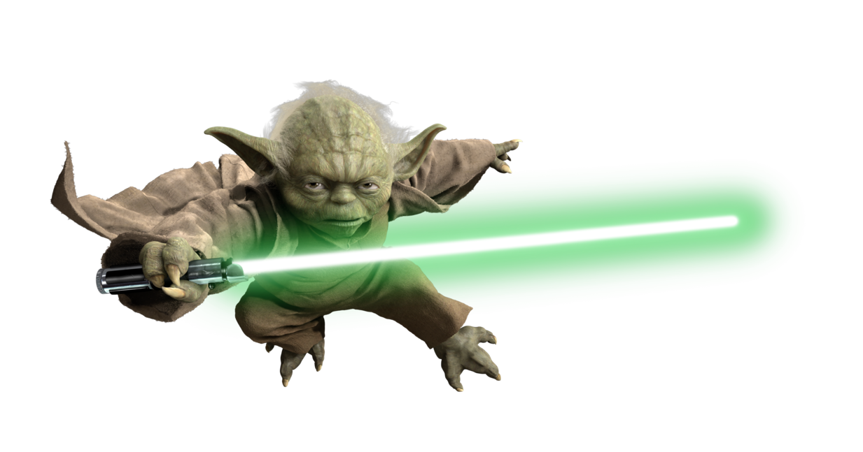 yoda toy png