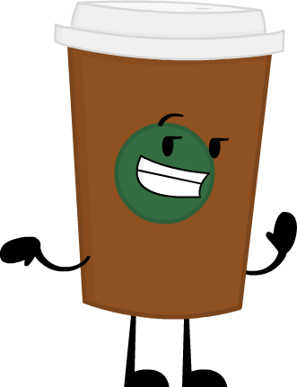 starbuck falling over animated png