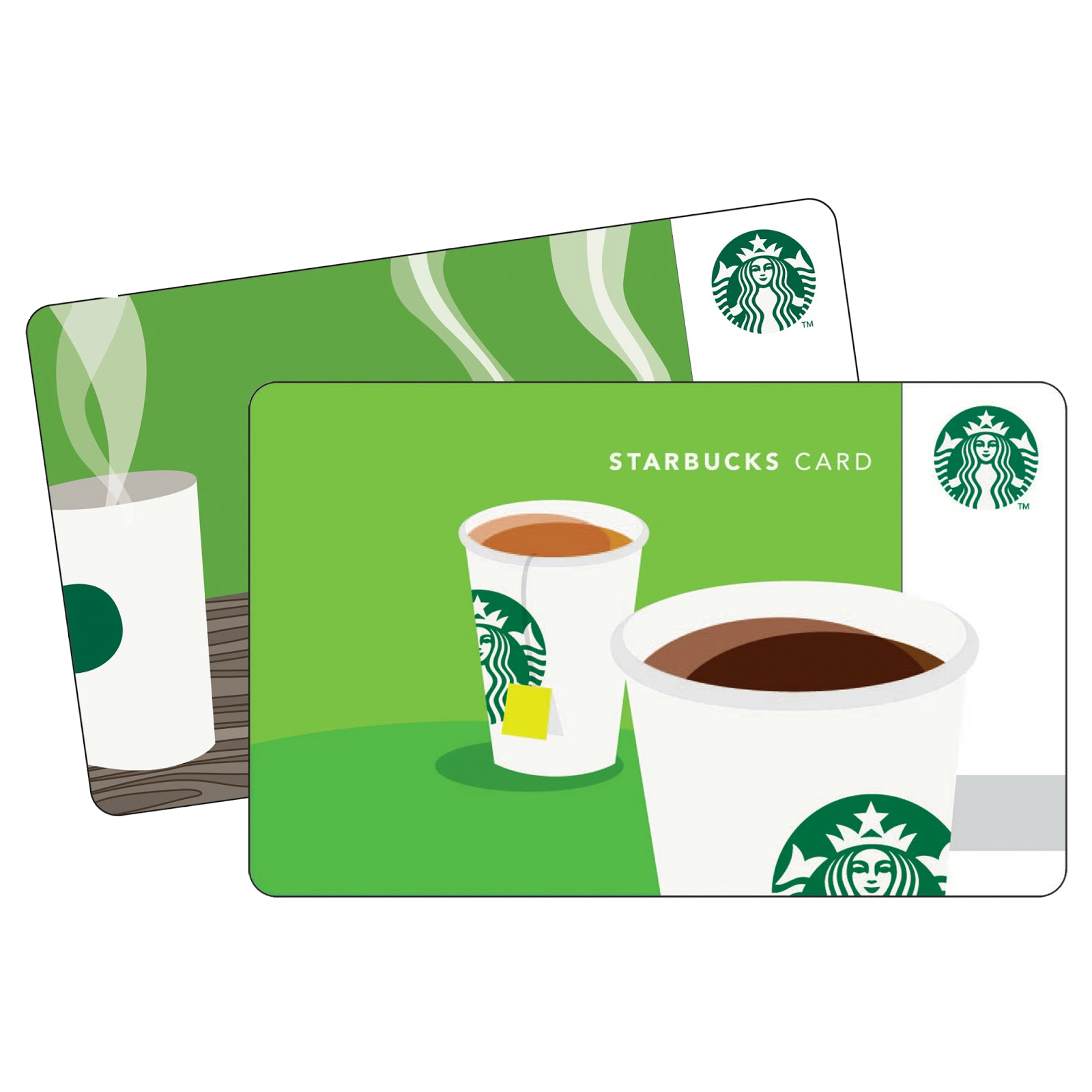Starbucks vector retro. Download and coffee gift