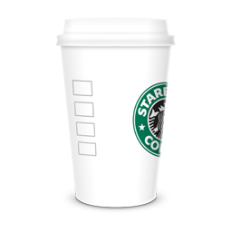Starbucks coffee cup png. Icon download tasty icons
