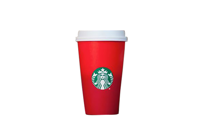 Red cup png. Download coffee starbucks brand