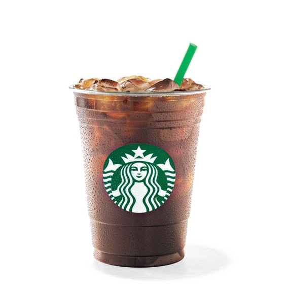 Starbucks iced coffee png. Cappuccino latte cream download