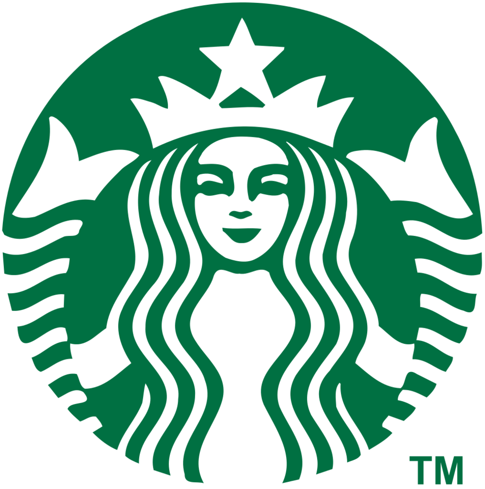 Starbucks vector flyer. Northwest mountain msdc mbe