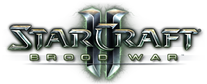 Starcraft 2 logo png. A brood war