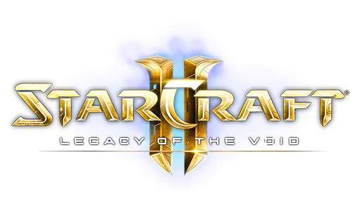 Starcraft 2 logo png. Download free image with