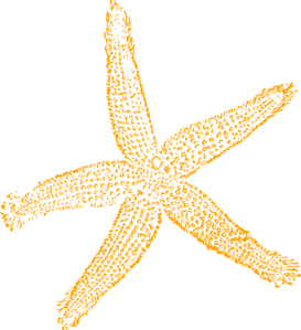 Starfish clipart printable. Great site for free