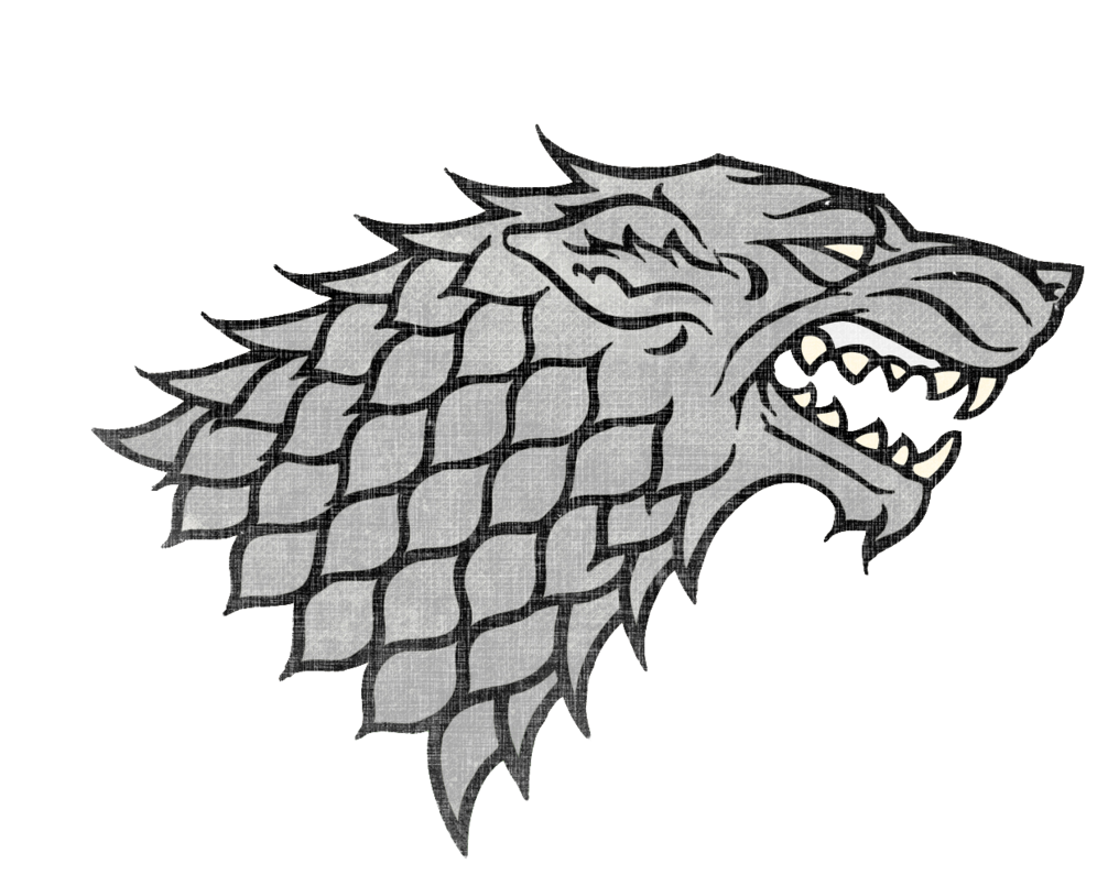 Game of thrones throne png. Image house stark sigil