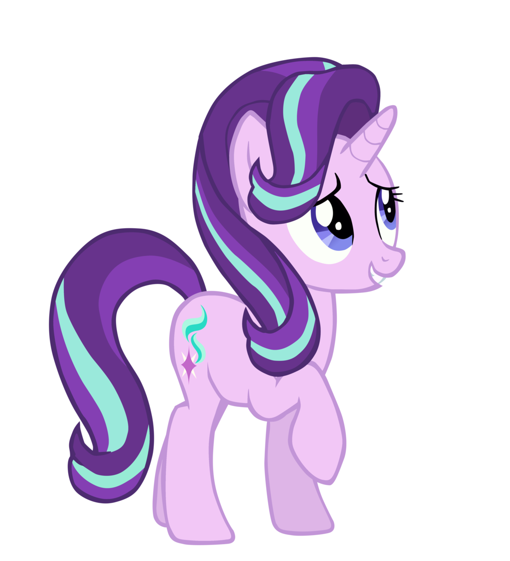 Starlight glimmer and pinkie pie png