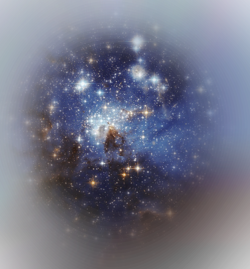 Stars in space png. X free energy and