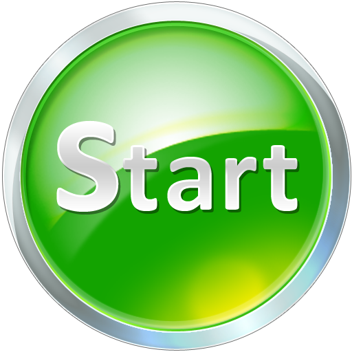 Windows start icon png. Button download