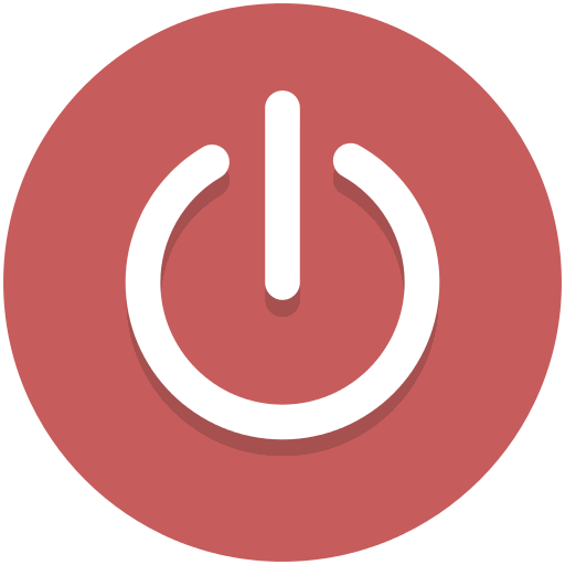 On button png. Power icon myiconfinder