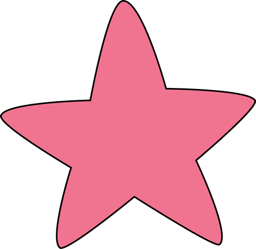 Start clipart colour star. Free color cliparts download