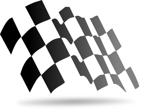 Start flag png. Checkered clip art at