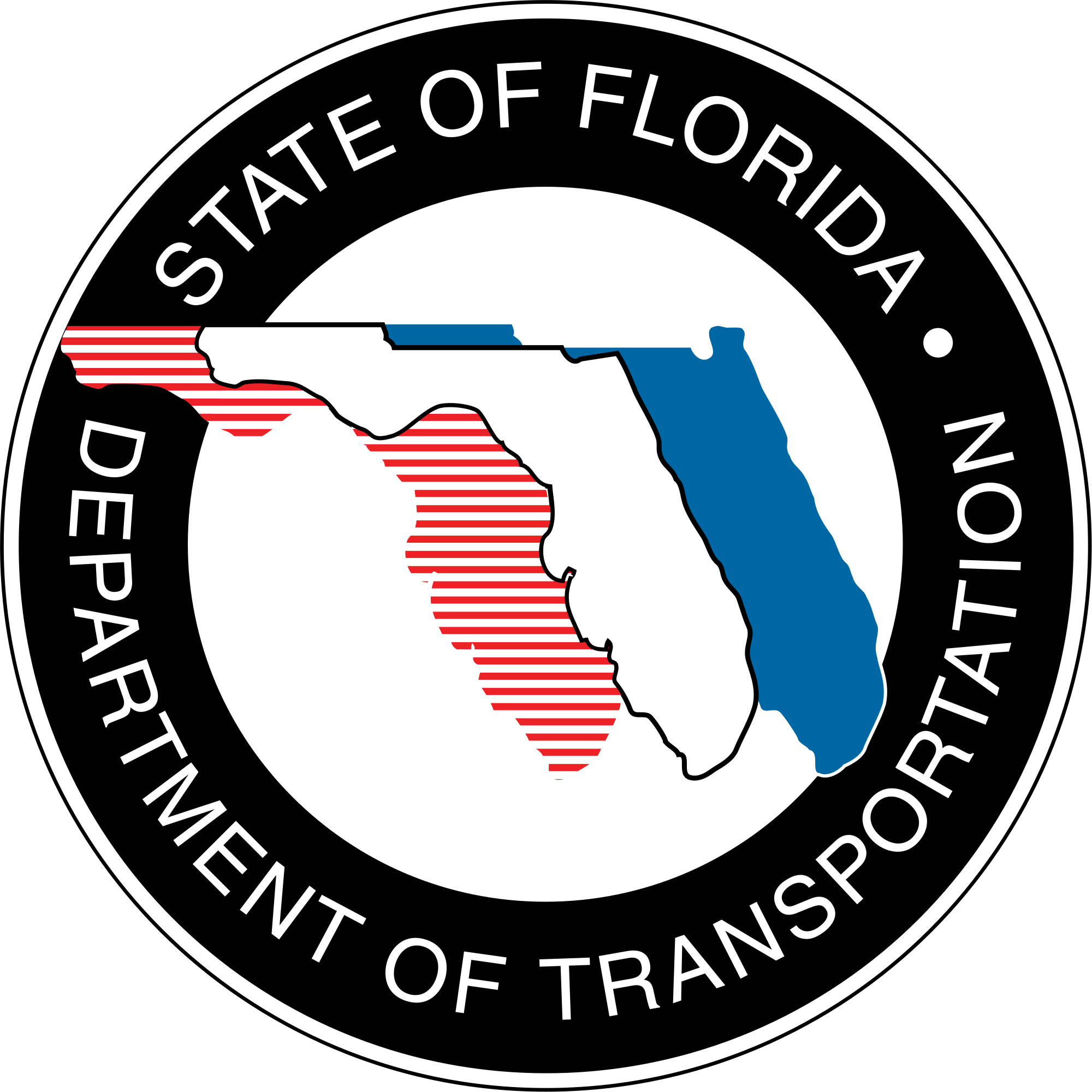 State of florida seal png. File the department transportation