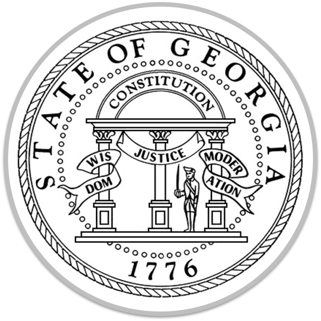 State of georgia seal png image. The new title ad