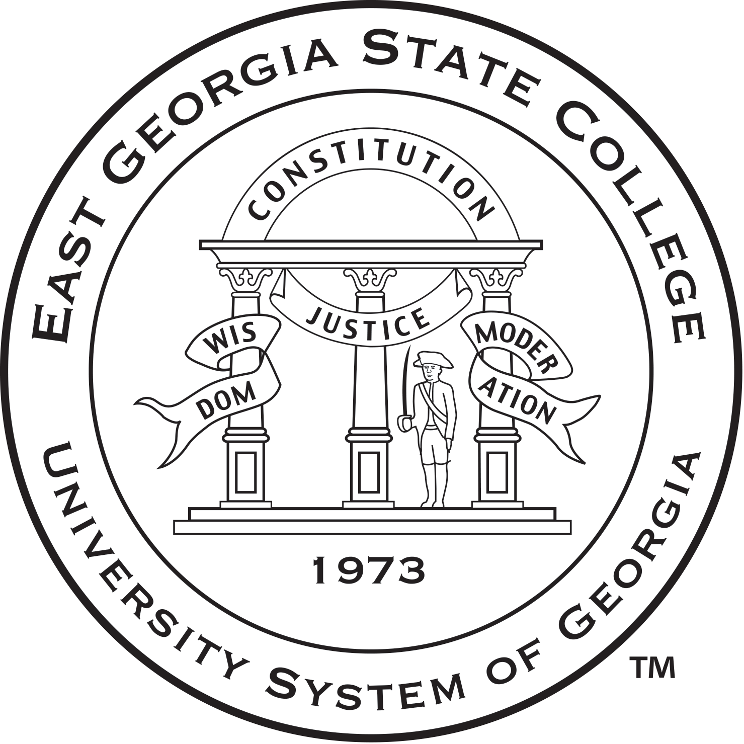 State of georgia seal png image. Egsc brand resources east