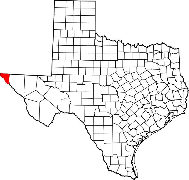 State of texas outline png. File map highlighting el