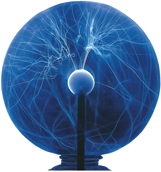 Static ball png. Electricity for kids dk
