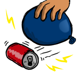 Static clip electricity. Collection of clipart