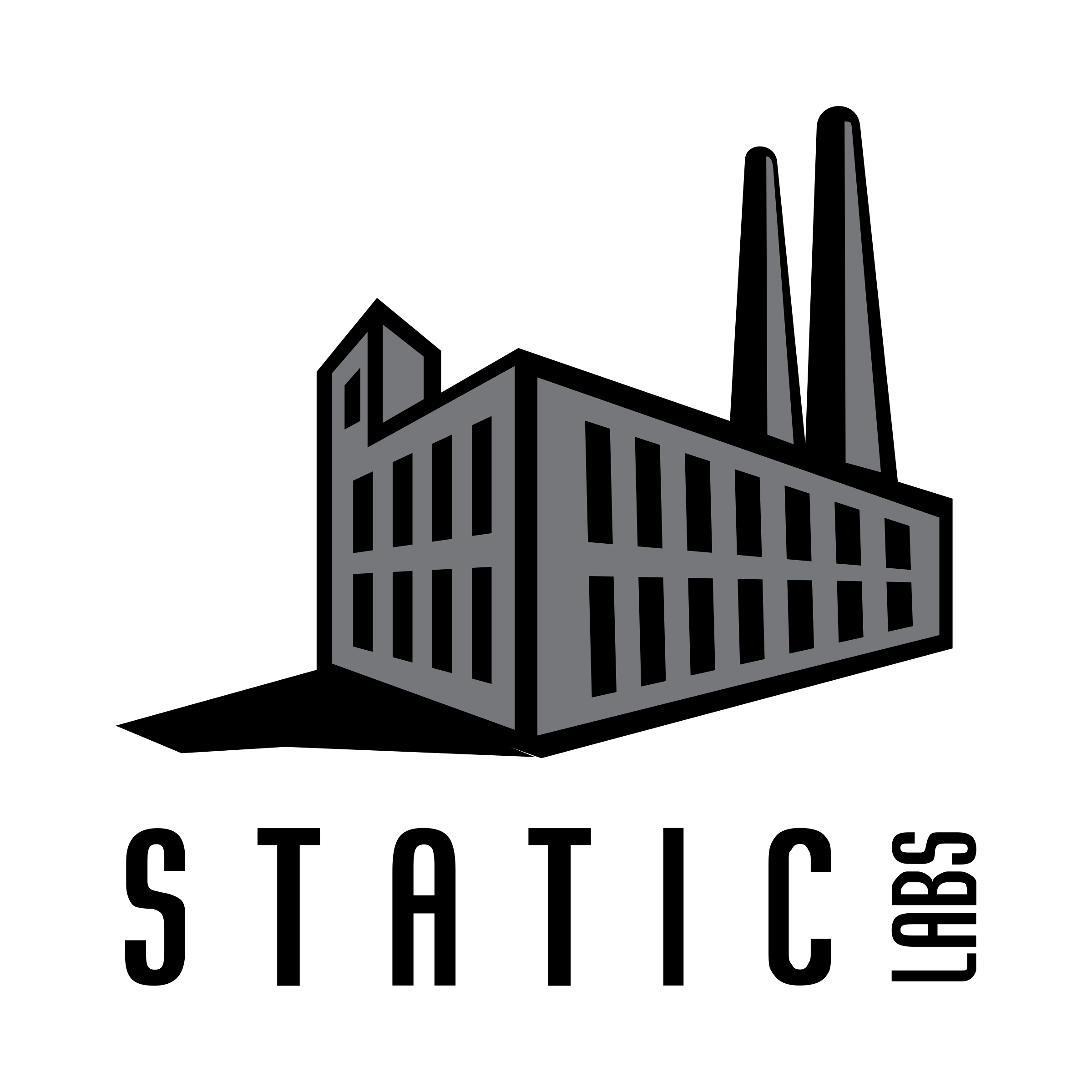 Static vector black and white. Labs logo png transparent