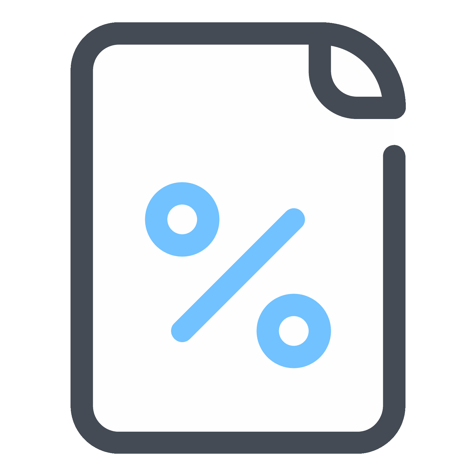 Statistics vector. Report icon free download