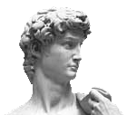 David statue png. File face wikimedia commons