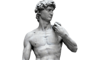 David statue png. Image related wallpapers