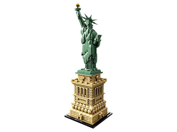 Twin towers and statue of liberty png. Architecture lego shop pbring