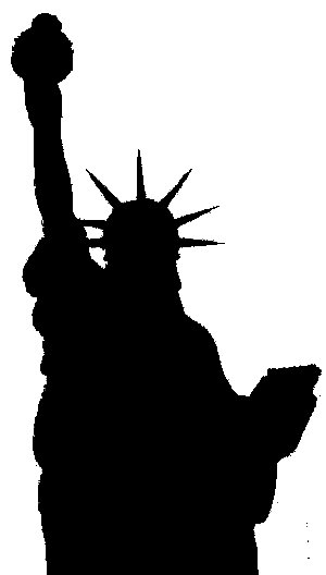 Statue of liberty png night. Index images silhouettepng