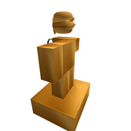 Statue podium png. Mp roblox