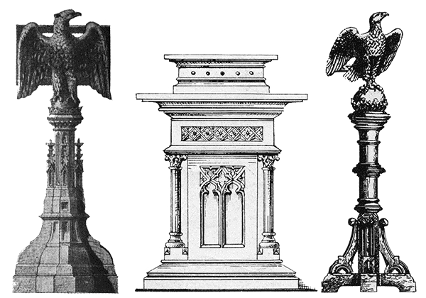 Statue podium png. Lecterns podiums used church