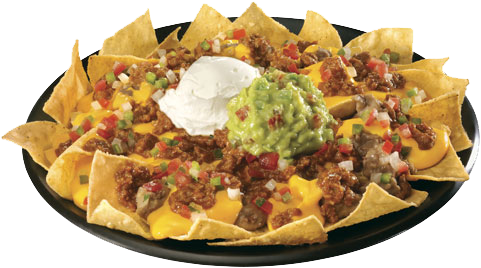 Steak nachos png. Cosmic burrito out of
